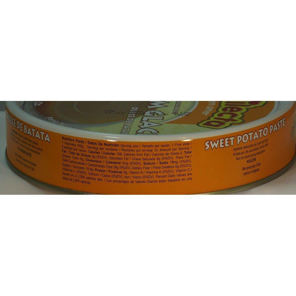Amazon.com : Sweet Potato Paste - Marrom Glacê - Predilecta - 21 oz. (600g) : Grocery & Gourmet Food