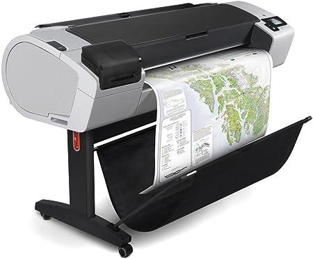 HP Designjet T795 44 - Impresora de gran formato (103 pph, 2400 x 1200 DPI, HP-GL/2, HP-RTL, PCL 3, TIFF, A0 (841 x 1189 mm), 0.8 mm, 13.5 cm): Hp-Inc: Amazon.es: Informática