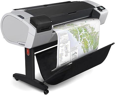HP Designjet T795 44 - Impresora de gran formato (103 pph, 2400 x 1200 DPI, HP-GL/2, HP-RTL, PCL 3, TIFF, A0 (841 x 1189 mm), 0.8 mm, 13.5 cm): Hp-Inc: Amazon.es: Electrónica
