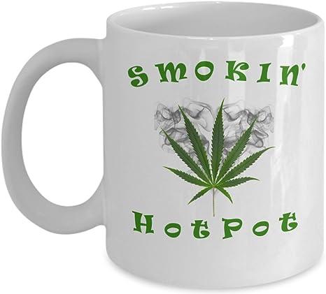 Top Gear Weed Funny Mugs Gifts Coffee Tea Novelty Cannabis Gifts.
