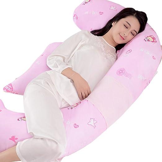 PIAOL Mujer Embarazadas cojín Protectores para la Cintura ...