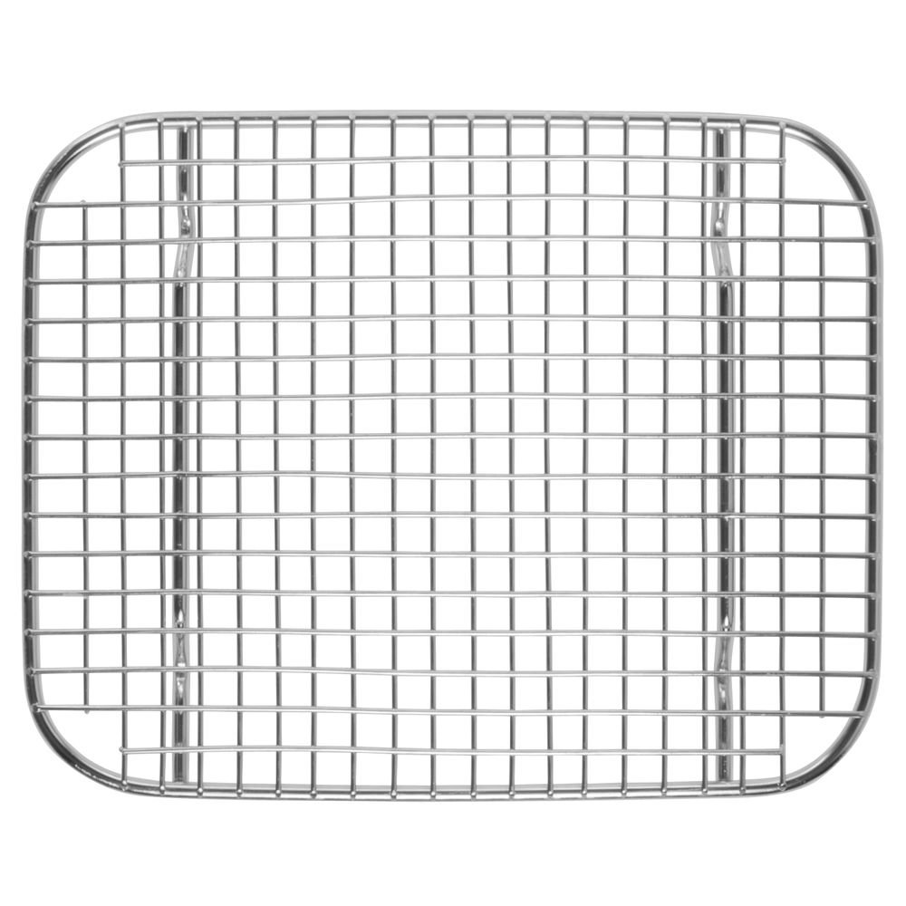 "Vollrath (20228) 11-1/8"" x 8-13/16"" Stainless Steel Super Pan II Wire Grate"