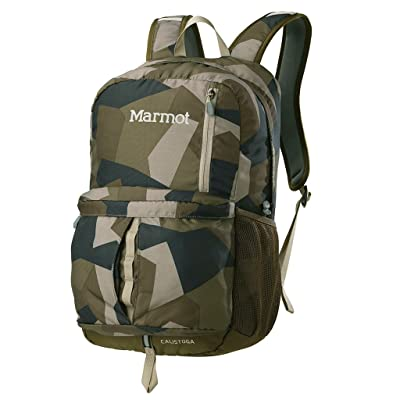 Marmot Unisex Calistoga Fragment Camo/Brown Moss Backpack 70%OFF