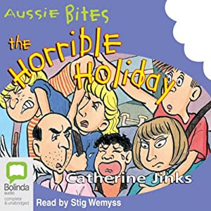 The Horrible Holiday Audiobook