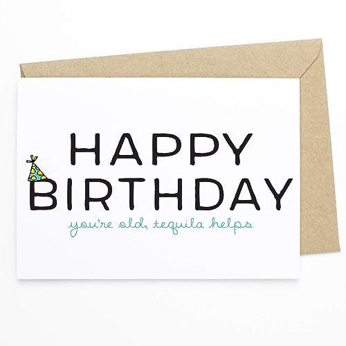 Amazon Funny Birthday Card