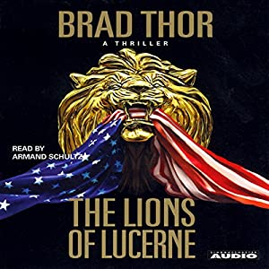 The Lions of Lucerne Audiobook