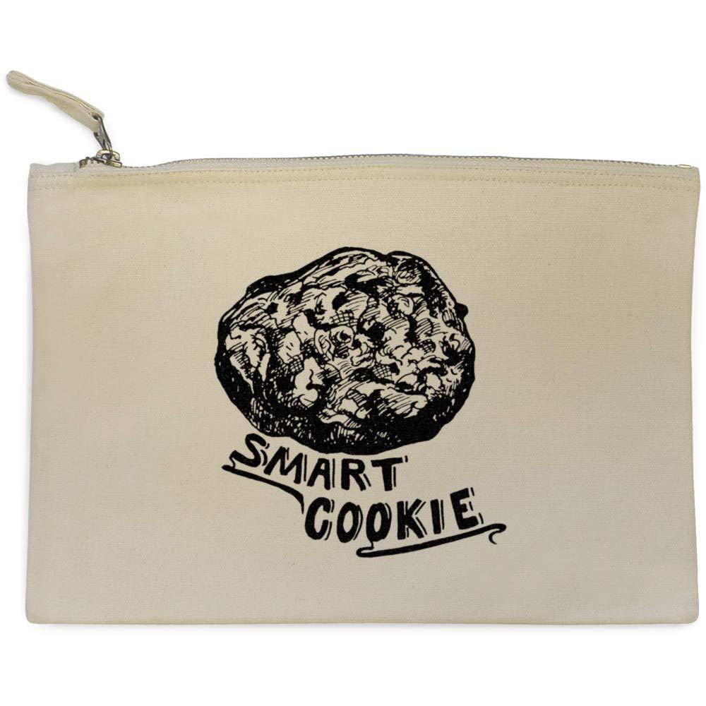 Azeeda Smart Cookie Bolso de Embrague / Accesorios Case (CL00011657): Amazon.es: Juguetes y juegos