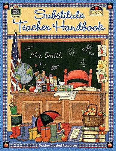Resources For English Teachers Halloween (Substitute Teacher Handbook)