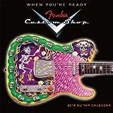 img - for Fender  Custom Shop Guitar 2014 Mini (calendar) book / textbook / text book