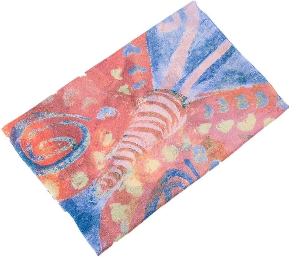 NO BRAND Refinado, cómodo y Elegante. Sra Bufandas cómodos, prácticos y de múltiples Colores pañuelos de Seda Suave Pashmina Chal de Encaje Chal Bufandas de la Manera j0113