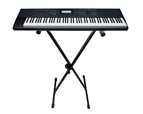 5 Position X-Frame Keyboard Stand: Amazon.co.uk: Musical Instruments