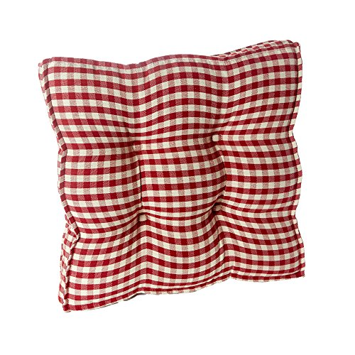 Klear Vu 919229-07 Gingham Square Universal Gripper Chair