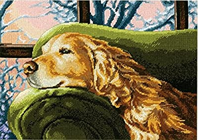 Dimensions Needlecrafts Needlepoint, Lounging