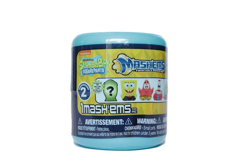 Mashems Spongebob Squarepants 3-Pack Series 1 Memes Basic Fun 53720