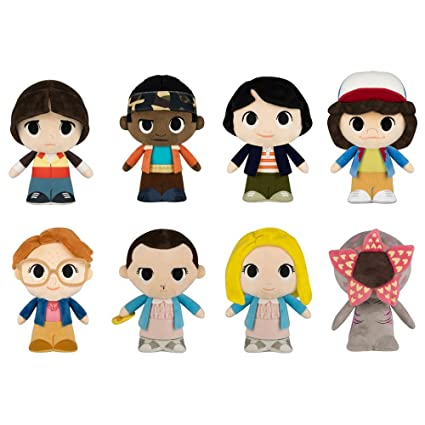 Stranger Things Super Cute Plush Figure Mike Action- & Spielfiguren