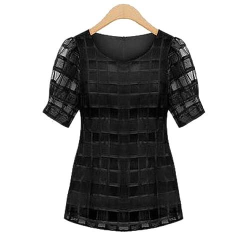 COCO clothing - Camisas - Wickelbluse - para mujer