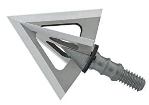 Muzzy 4300 Bowhunting Phantom SC Broadheads Review