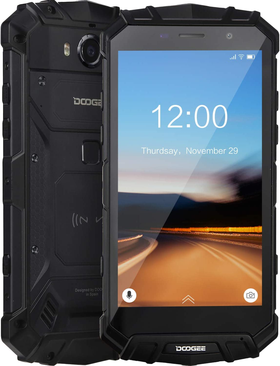 DOOGEE S60 Lite Smartphone Al Aire Libre Robusto 4G, Face ID ...