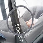 Zamboo – Universal Infant Car Seat Raincover (to fit Maxi Cosi / Cybex / Graco / Britax / Joie / Cosatto) Ideal Air…