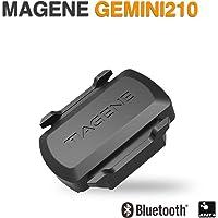 Magene Bike Speed/Cadence 2-in-1 Sensor ANT+ Bluetooth Multi-protocol supported GEMINI210