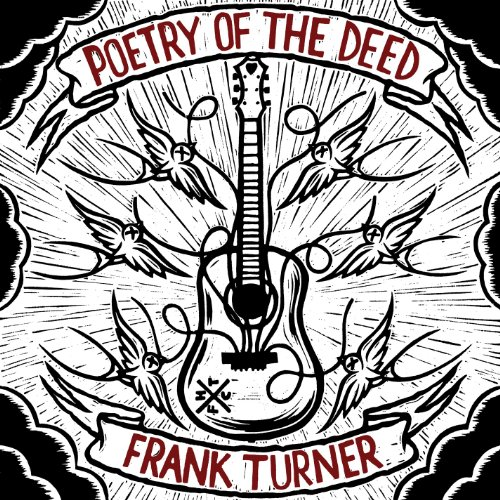 Poetry Deed Frank Turner product image