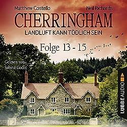 Cherringham - Landluft kann tödlich sein: Sammelband 5 ( Cherringham 13-15)