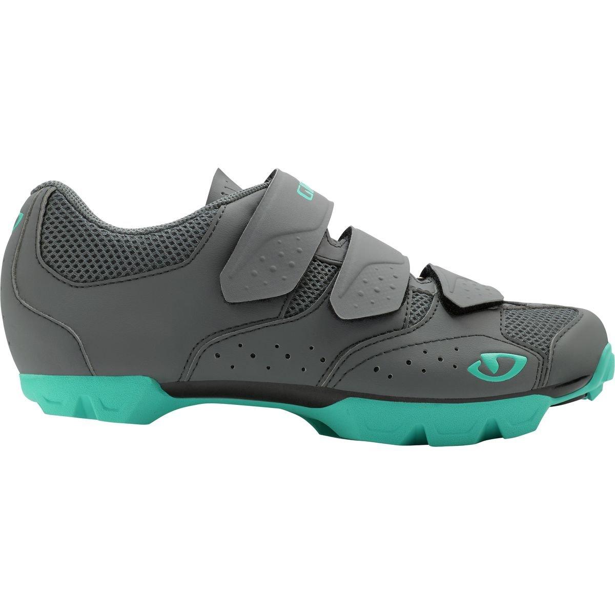 Giro Riela R II Cycling Shoes - Women's Dark Shadow/Glacier 37