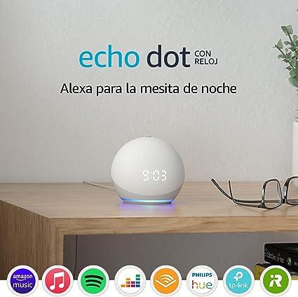 Echo Dot (4.ª generación)   Altavoz inteligente