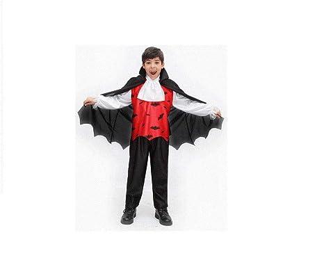 pega-sus Disfraz de Halloween recuentos Dracula Niño h7016 ...