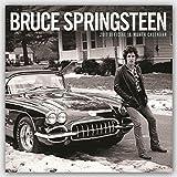 Grupo Erik Editores Bruce Springsteen - Calendario 2017, 30 x 30 cm (Square Wall)