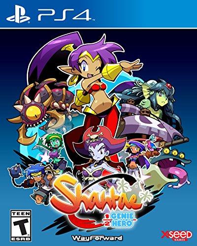 (Shantae: Half-Genie Hero - PlayStation 4)