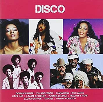 VARIOUS ARTISTS - Icon Disco - Amazon com Music