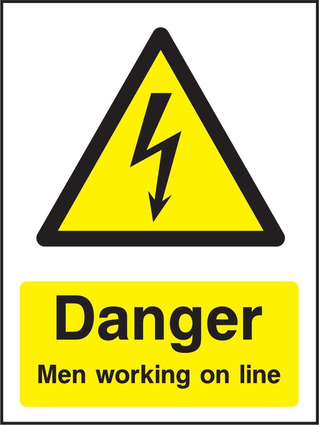 Señal peligro eléctrico henbrandt axfisia trabajando On The ...