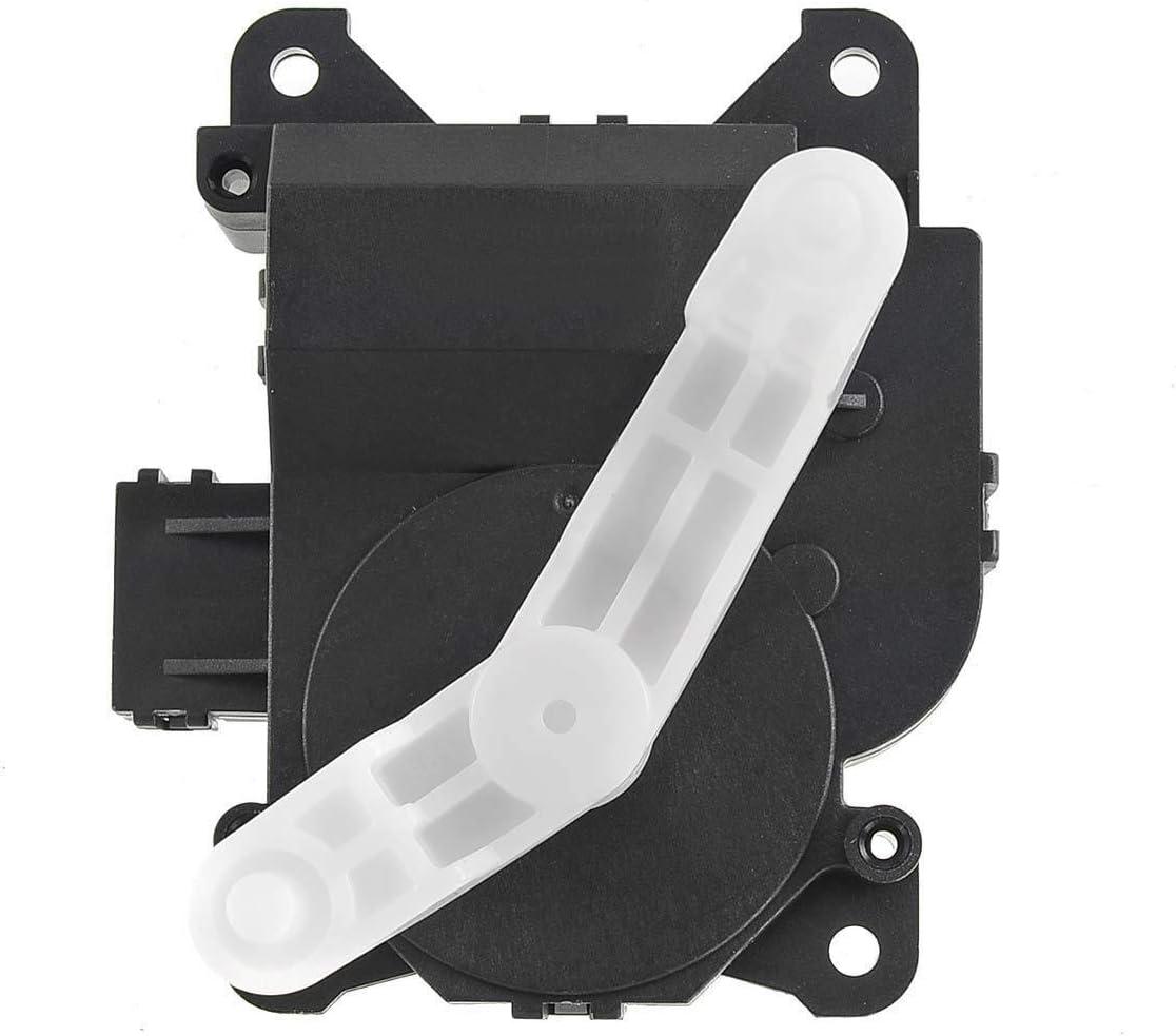 HVAC Heater Blend Door Actuator Fits for 03-07 HONDA ACCORD LX DX /& EX L4 2.4L Submodel Main Temperature wo//Dual Zone Climate Control Replaces OEM 79160-SDA-A01 79160-SDC-A01 604-881