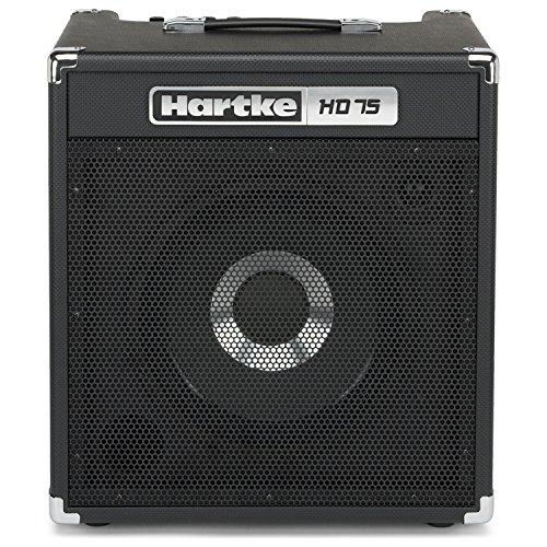 Series Amp Bass (Hartke HD75 Bass Combo)