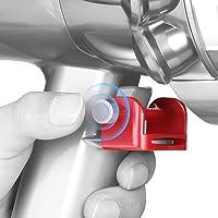 AIEVE Trekkerslot voor Dyson-stofzuiger, trekkerslot aan/uit-knopschakelaar accessoirehouder voor Dyson V11 V10 Absolute…