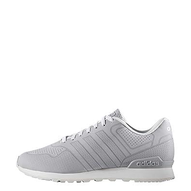 finest selection f2301 8ccde Adidas neo B74706 Sneakers Uomo Grigio 40-2