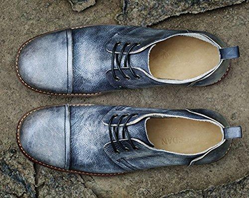 Vintage Black 5 Shoes Oxford Laces Insun 5 Men's wBEq7xB4