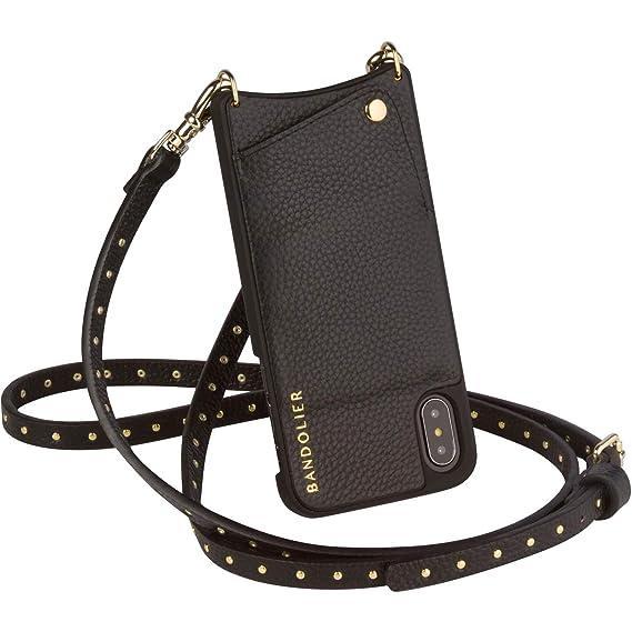 0a78f7c07dd5 Amazon.com  Bandolier  Nicole  Crossbody Phone Case and Wallet ...
