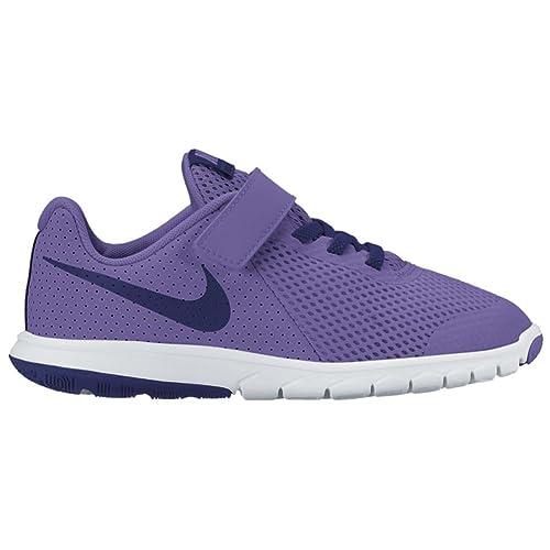 2391ebd3ef1d NIKE Girl s Flex Experience 5 (PSV) Running Shoes (2.5 Little Kid M ...