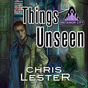 Things Unseen Hörbuch