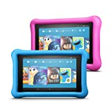 "All-New Fire HD 8 Kids Edition Tablet Variety Pack, 8"" HD Display, 32 GB, (Blue/Pink) Kid-Proof Case"
