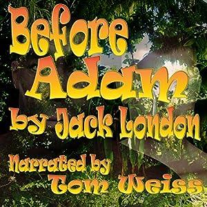 Before Adam Audiobook