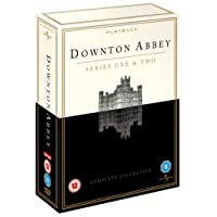 Downton Abbey - Series 1 & 2 Box Set [DVD]