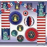Expressly HUBERT 3000 sq ft Spirit of America Deluxe Crepe Kit
