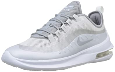 separation shoes 60fa3 6b85c Nike Damen WMNS Air Max Axis Laufschuhe Weiß (Platinum Tint/Wolf Grey/White