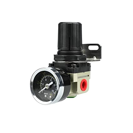 Regulador de presión reductor de presión de alta calidad para compresor de aire comprimido, 1