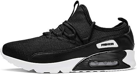 MaNMaNing-Shoes - Par de Zapatillas de Running Antideslizantes Resistentes y ultraligeras, Hombre, Negro, 39-EU: Amazon.es: Deportes y aire libre