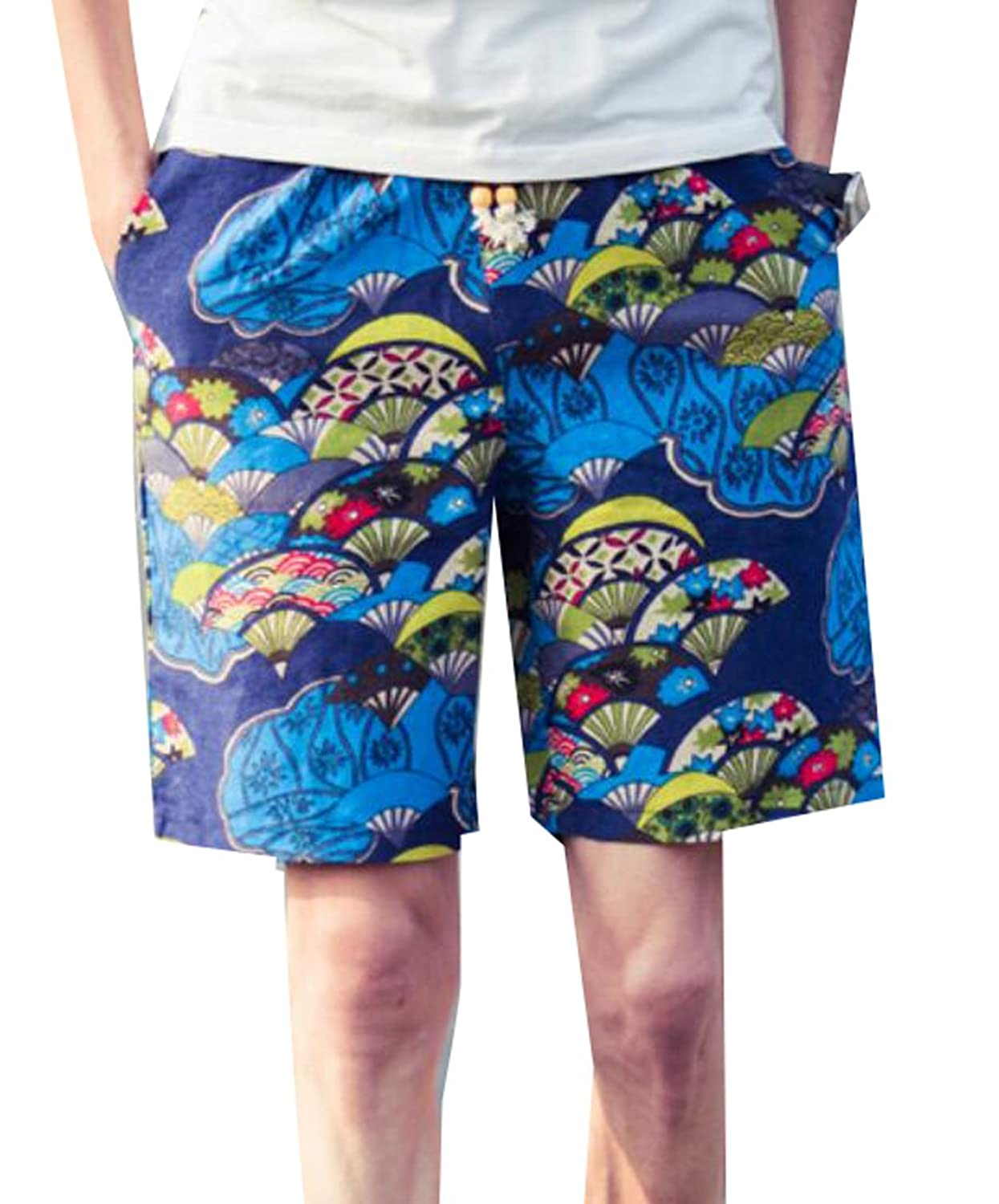 117e484172 80%OFF MLG Mens Athletic Printing Swimming Surfing Beach Board Shorts