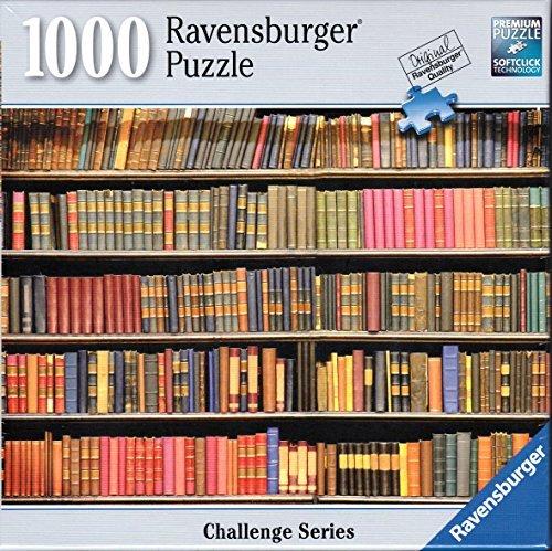 (Ravensburger Book Shelf Challenge 1000 Piece Puzzle)